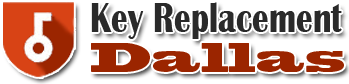 Key Replacement Dallas Logo